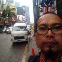 Photo taken at Sungei Wang Hotel by John R. on 9/13/2014