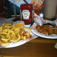 Photo taken at Hooters of Princeton by Aileen H. on 4/22/2013