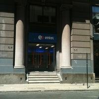 Photo taken at Entel by JP B. on 11/26/2012