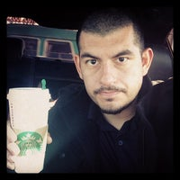 Photo taken at Starbucks by Marc G. on 1/10/2013