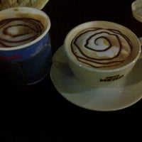 Photo taken at Caffé Nero by Melisa G. on 11/26/2012