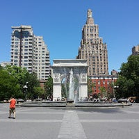 Photo taken at Washington Square Park by Mike D. on 6/4/2013