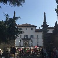 Photo taken at Palazzo Borromeo by Alessandro C. on 9/25/2016