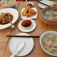 Photo taken at Din Tai Fung by Andreas S. on 8/2/2016