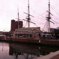 Photo taken at USS Constellation by Angelis on 12/31/2012