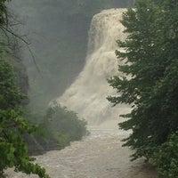 Photo taken at Fall Creek, NY by SOBistro S. on 7/1/2013