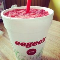 Photo taken at Eegees by Shane R. on 2/19/2014