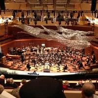 Photo taken at Louise M. Davies Symphony Hall by Akshobhya on 1/19/2013