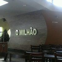 Photo taken at O Milhão by Bittencourt Leon J. on 12/24/2012