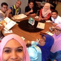 Photo taken at Madam Kwan's by Nawal R. on 7/18/2015
