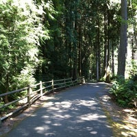 Photo taken at North Creek Trail by Keri P. on 7/6/2013