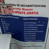 Photo taken at Colegio de Abogados de Lima by Christopher M. on 9/29/2015