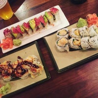 Photo taken at The Islands Sushi and Pupu Bar by Jerry P. on 8/20/2016