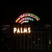 Photo taken at Palms Casino Resort by Shahab Z. on 4/24/2013