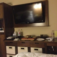 Photo taken at Four Points by Sheraton Minneapolis Airport by Phil A. on 10/17/2012