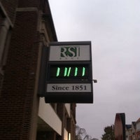 Photo taken at Downtown Rahway by Rob H. on 11/11/2015
