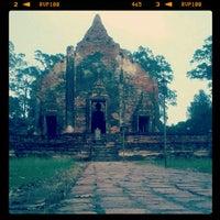 Photo taken at วัดโพธิ์ประทับช้าง by KookZa K. on 2/9/2013
