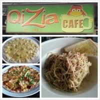 Photo taken at Qizia Cafe by David Herald F. on 12/3/2012