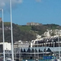 Photo taken at Folkestone by Merih S. on 3/25/2015