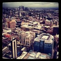 Photo taken at Salesforce Tower by David J. on 9/17/2012