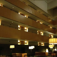 Photo taken at Hotel Tryp Barcelona Aeroport by Iñaki S. on 1/15/2013