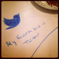 Photo taken at Romano's Macaroni Grill by Angie F. on 1/6/2013