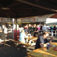 Photo taken at Jumpin' Jacks Drive-In by Pete G. on 5/1/2013