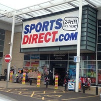 Photo taken at Sports Direct by Farah R. on 8/2/2016
