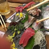 Photo taken at 鰓呼吸 麻布十番店 by gmrStar on 9/2/2016