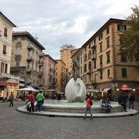 Photo taken at Piazza Garibaldi by Edmund T. on 10/6/2016