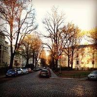 Photo taken at Kinderspielplatz by Max D. on 11/9/2013