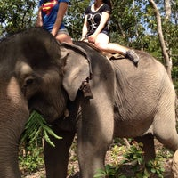 Photo taken at Karinthip Village Hotel Chiang Mai by Celestien M. on 7/6/2015