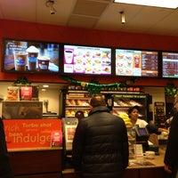 Photo taken at Dunkin Donuts by Aurélien P. on 3/14/2013