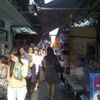 Photo taken at Khlong San Market by Ton i. on 2/22/2013