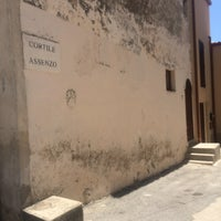 Photo taken at Sciacca by Giuseppe A. on 6/2/2015