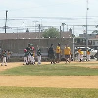 Photo taken at Huntington Valley Little League by Sabrina E. on 5/4/2013