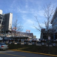 Photo taken at Nissan Stadium by Josh G. on 12/30/2012