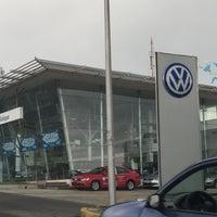 Photo taken at Volkswagen by Jessie P. on 4/20/2015