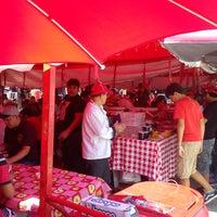Photo taken at Mercado Peruano by Ro B. on 6/9/2013