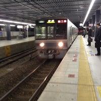 Photo taken at JR Takarazuka Station by fuyu👁🗨 ガ. on 11/9/2012