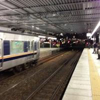 Photo taken at JR Takarazuka Station by fuyu👁🗨 ガ. on 4/30/2013