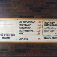 Photo taken at Big Boy Burgers by Micah H. on 4/22/2015