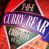 Photo taken at The Cubby Bear by Jeannette V. on 8/30/2013