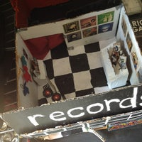 Photo taken at Static Age Records by Steven S. on 6/15/2013