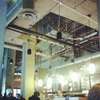 Photo taken at Starbucks by MH♪ on 1/21/2013