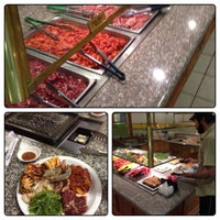 Photo taken at Palace BBQ Buffet by Kenny C. on 7/18/2013