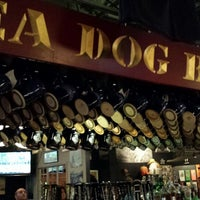 Photo taken at Sea Dog Brewing Company by Ryan H. on 10/21/2013