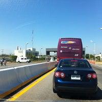 Photo taken at Caseta De Cobro Puente Tampico by PcSita M. on 3/23/2013