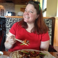Photo taken at Pei Wei by Philip M. on 6/7/2014