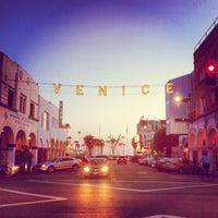 Photo taken at Venice Beach by Sandzhi B. on 7/1/2013